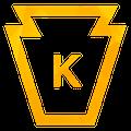 Keystone K Logo